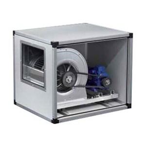 Caudal mc³ 1400 - Potencia W 147 - Presión estática 15 Hst - Protección IP55 - Alimentación monofásica - Medidas cm L 50 x P 50 x H 50