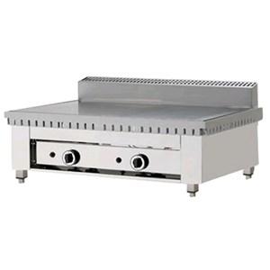 COCEDOR DE PIADINA A GAS - Cod. CP/TOP/PF6 - Modelo de sobremesa - Placa de hierro - Capacidad térmica KW 11 - Homologación CE