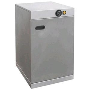 ARMARIO CALIENTAPLATOS 1 PUERTA ABATIBLE - MOD. TQ41 - Monofásico 230V - Potencia absorbida: W 400 - Cap. 30 platos - Medidas cm A40 x F41 x H55 - CE