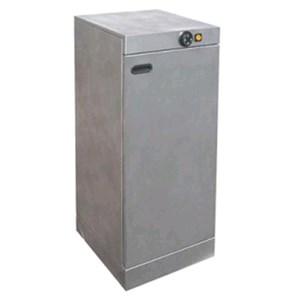 ARMARIO CALIENTAPLATOS 1 PUERTA ABATIBLE - MOD. TQ71 - Monofásico 230V - Potencia absorbida: W 750 - Cap. 60 platos - Medidas cm A40 x F41 x H90 - CE