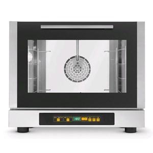horno elctrico digital de conveccin con vapor directo cod ekfdud para panadera y