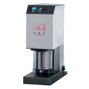PACOJET - MOD. PACOJET2 - CAPACIDAD VASO lt  0,8 - VELOCIDAD de la CUCHILLA rpm 2000 - Alimentación monofásica V 230/50Hz - POTENCIA W 950 - DISPLAY GRAFICO - TOUCHSCREEN CON ICONE INTUITIVE - CE