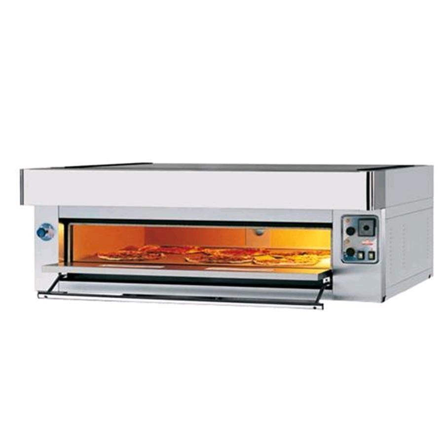 Horno de pizza 2KW horno de pizza horno de llama pastel de llama horno de pastel de acero inoxidable