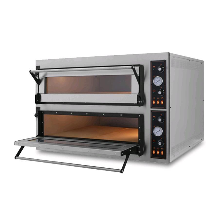 Horno el ctrico para pizza pan y pasteler a mod us 66 for Medidas de hornos electricos